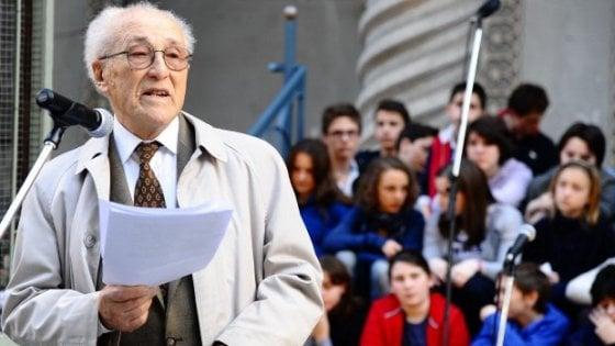 Torino, è morto Ugo Sacerdote uno dei grandi protagonisti della Resistenza