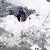 Riaperto il Buco di Viso, tolta la neve dalla galleria