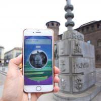 Torino, in scooter a caccia di Pokemon: prima multa dei vigili