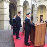 Carabinieri, il generale Mossa nuovo comandante della Legione Piemonte e