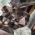 Miracolo in tangenziale:  si salva nell'auto  distrutta e accartocciata  di CARLOTTA ROCCI
