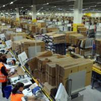 Torino, Amazon raddoppia: ad Avigliana il centro di smistamento per tutto