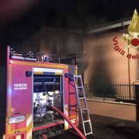 Esplode bombola di gas in una baita, grave coppia di anziani in Valsusa