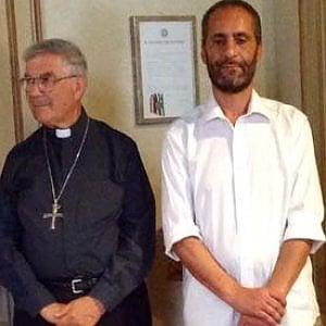 Asti, cattolici e musulmani insieme alla messa dell'Assunta