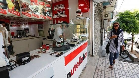 """""""Stop ai Nutella bar"""": gli ayatollah iraniani scomunicano la crema di nocciole piemontese"""