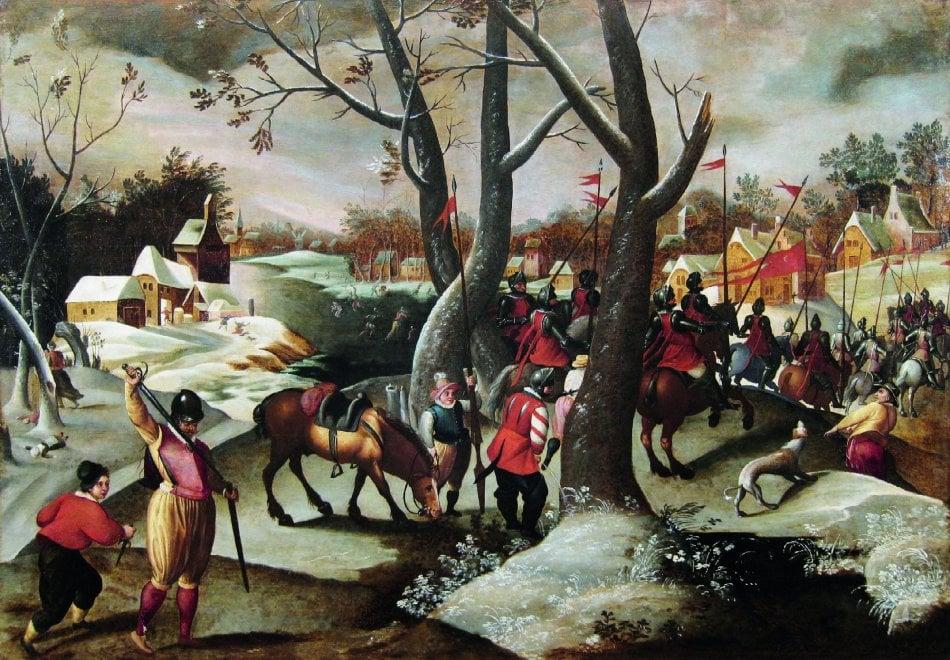 Brueghel, alla Reggia di Venaria un viaggio di due secoli nell'arte fiamminga