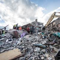 Terremoto, da Piemonte e Val d'Aosta colonne di soccorso di Vigili del fuoco