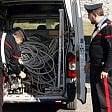 Sansicario, ruba i cavi  di rame dall'ex pista olimpica del bob: arrestato