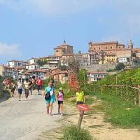 Mangialonga, fame e sete si saziano passeggiando tra le vigne di La Morra