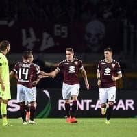 Un Toro scatenato travolge 5-1 il Bologna con una tripletta di Belotti