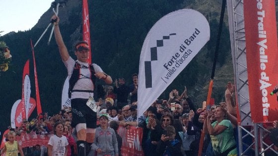 Kienzl, il contadino sudtirolese scala il podio del 4K Alpine Endurance Trail