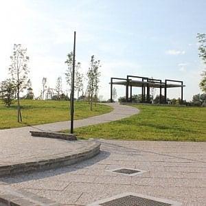 Casale, inaugurato Eternot il parco sorto sull'area dove sorgeva la fabbrica dell'amianto