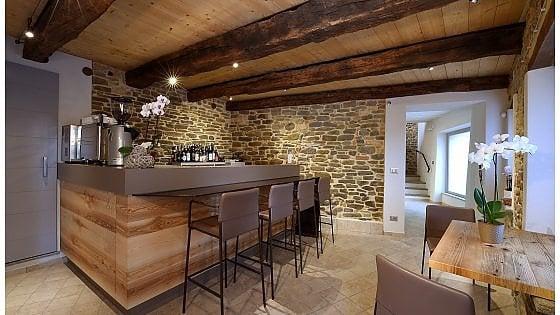 Nell 39 osteria tre case di serralunga le langhe sono giovani for Quattro ristoranti torino