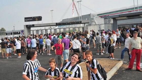 Juventus Stadium, blitz contro gli abbonamenti irregolari