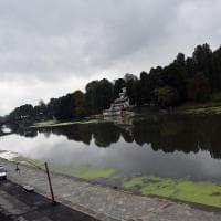 Torino, l'acquazzone
