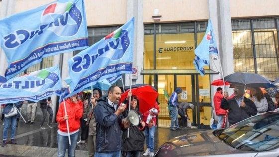 """I lavoratori Eurofidi in Consiglio regionale: """"Non ci stiamo a fare le vittime sacrificali"""""""