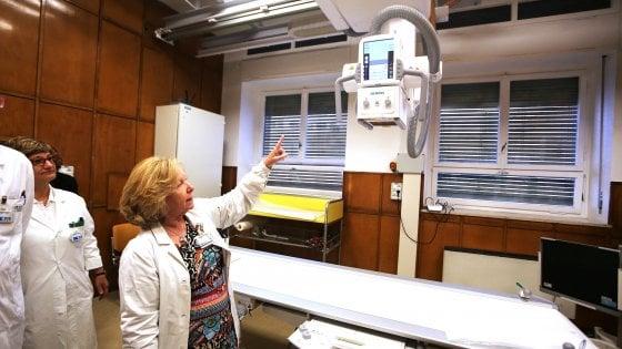 Meno radiazioni per i piccoli pazienti di radiologia al Regina Margherita di Torino