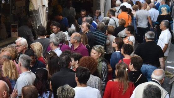 In mezzo milione all'assalto del Salone del Gusto, record per la formula open air