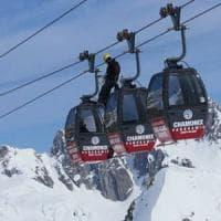 Funivia del Monte Bianco bloccato, ministero francese apre un'inchiesta