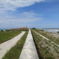 Venezia-Torino, il raid dei pionieri sulla ciclabile che verrà: 700 chilometri lungo il Po