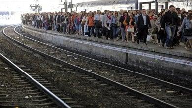 Piemonte, 24 ore di sciopero dei ferrovieri: disagi per chi viaggia in treno dalle 21