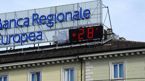 Torino, uno spruzzo di pioggia dopo il quarto settembre più caldo di sempre