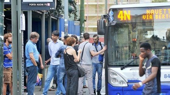 Torino: Gtt taglia le fermate per avere mezzi più veloci, il test sulla linea 4