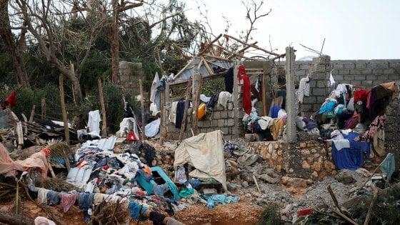 Cuneo, allarme per tre volontari dispersi dopo il passaggio dell'uragano ad Haiti