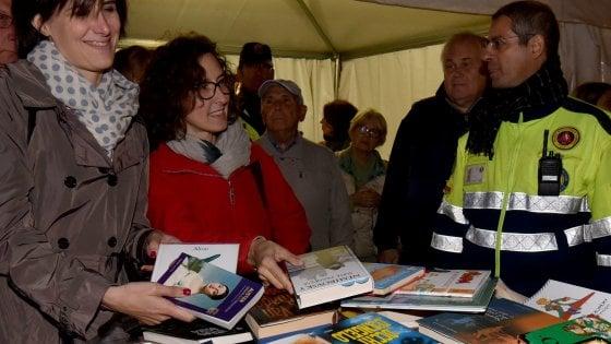 Da Torino 1500 libri nelle Marche per ricostruire la biblioteca distrutta dal terremoto