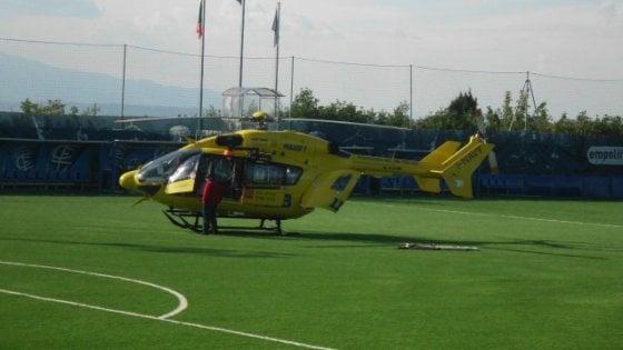 Scontro di gioco a Empoli, grave under 17 del Torino