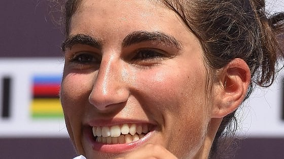 Una ragazza cuneese Elisa Balsamo, campione mondiale juniors di ciclismo