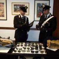 Torino, furti seriali a Luxottica: arrestati sei operai, il business degli