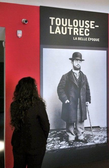A torino rivive la parigi bohemienne di toulouse lautrec for Lautrec torino