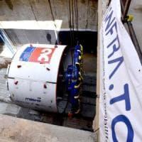 La talpa comincia a scavare, tra due anni il metrò dovrebbe arrivare in