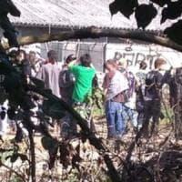 Seicento denunciati dai carabinieri per il rave party nel Canavese