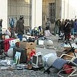 """Il """"mercato del libero scambio"""" si trasferisce  da Barriera di Milano  al Ponte Mosca"""