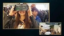 """""""Magnetique"""", è italiano  il primo fumetto in realtà virtuale a 360°"""