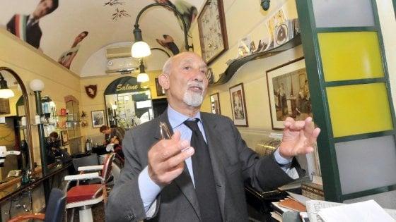 """""""Referendum, nella mia barberia la sfida tra Spataro e Violante"""""""