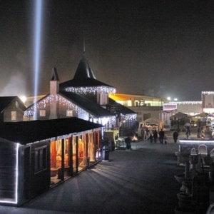 Villaggio Babbo Natale Torino.Nel Roero Babbo Natale Arriva Gia Oggi Apre Il Villaggio