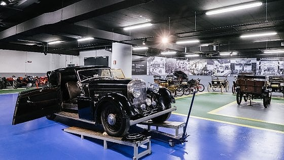 Torino, nasce il primo centro di restauro per le