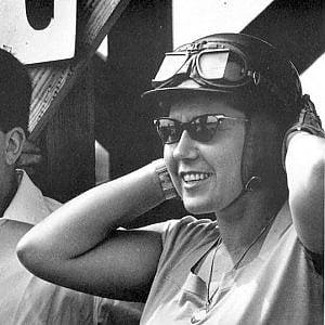 Torino: morta Ada Pace, la pilota d'auto e moto che batteva i maschi e li faceva arrabbiare