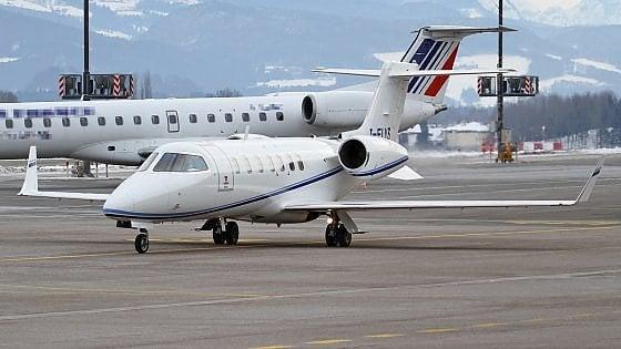 Torino, mai pagata la tassa sui passeggeri: nei guai Eurofly service, l'aerotaxi dei vip