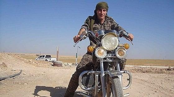 """Rientra a Torino il """"foreign fighter"""" anti-Isis Davide Grasso: """"Sono tornato dalla Siria"""""""