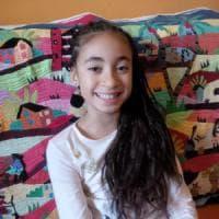 Kintana Azzurra, scrittrice a dieci anni: