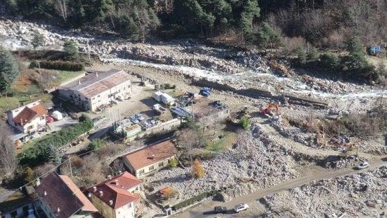 Alluvione nel Torinese, ancora disagi a Moncalieri e nelle valli