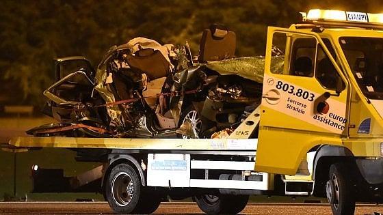 Camionista novarese muore in un incidente stradale sulla Torino - Milano