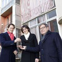 Torino, primo alloggio Atc ristrutturato con l'aiuto della Fondazione Agnelli