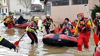 Alluvione, la procura apre un'inchiesta per disastro sulla piena improvvisa nel Torinese