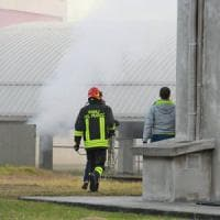Esplosione al poligono di Perosa Argentina, nel Torinese: un morto e tre