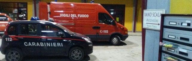 Prende fuoco la polvere e muore un tiratore  sequestrato il poligono di Perosa Argentina  /Ft